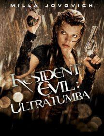 Póster de la película Resident Evil 4: Ultratumba