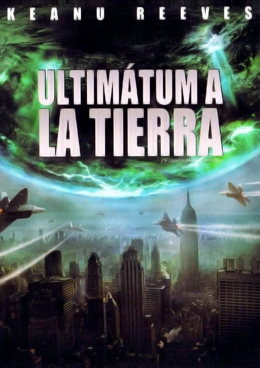 La película Ultimátum a la Tierra (2008) - el Final de