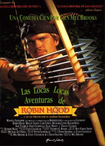 Póster de la película Las locas, locas aventuras de Robin Hood