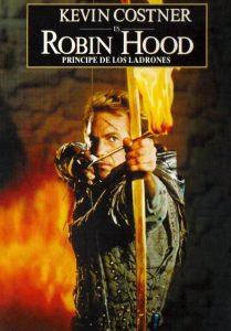 Póster de la película Robin Hood: Príncipe de los ladrones