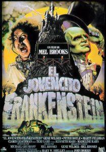 Póster de la película El Jovencito Frankenstein