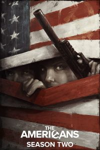 Póster de la serie The Americans Temporada 2