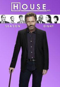 Póster de la serie Dr. House Temporada Final 8