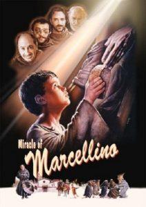 Póster de la película Marcelino pan y vino (1991)