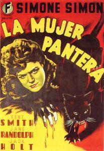 Póster de la película La mujer pantera