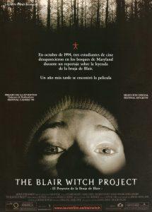 Póster de la película El proyecto de la bruja de Blair