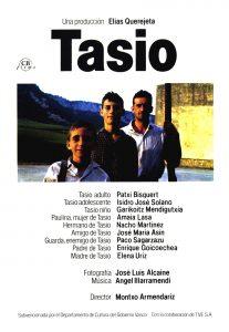 Póster de la película Tasio
