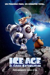Póster de la película Ice Age 5: El gran cataclismo