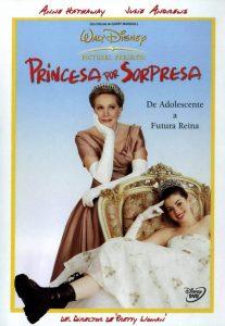 Póster de la película Princesa por sorpresa