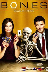 Póster de la serie Bones Temporada 3