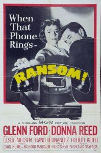 Póster de la película Rescate (1956)