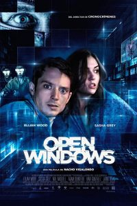 Póster de la película Open windows