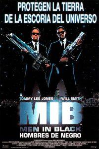 Póster de la película Hombres de negro