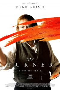Póster de la película Mr. Turner