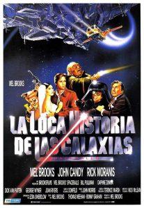 Póster de la película La loca historia de las Galaxias