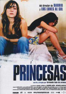 Póster de la película Princesas