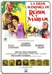 Póster de la película Robin y Marian