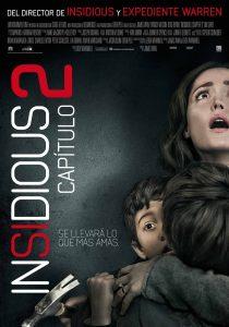 Póster de la película Insidious: Capítulo 2