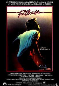 Póster de la película Footloose (1984)