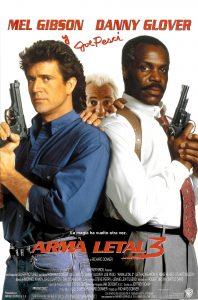 Póster de la película Arma letal 3
