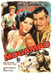 Póster de la película Mogambo