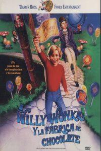 Póster de la película Un mundo de fantasía (Willy Wonka y la fábrica de chocolate)