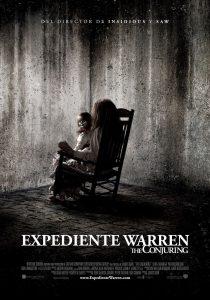 Póster de la película Expediente Warren: The Conjuring