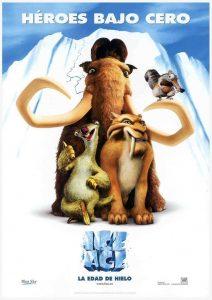 Póster de la película Ice Age. La edad de hielo