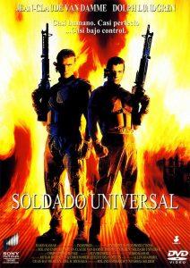 Póster de la película Soldado universal