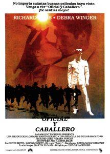 Póster de la película Oficial y Caballero