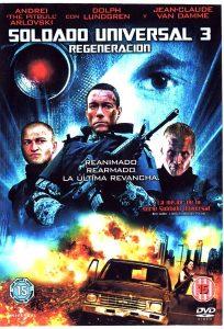 Póster de la película Soldado universal: Regeneración