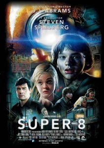 Póster de la película Super 8