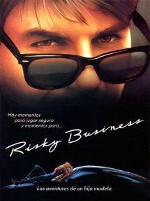 Póster de la película Risky Business