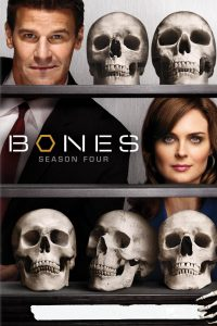 Póster de la serie Bones Temporada 4