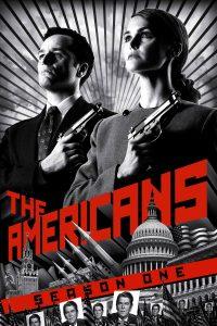 Póster de la serie The Americans Temporada 1