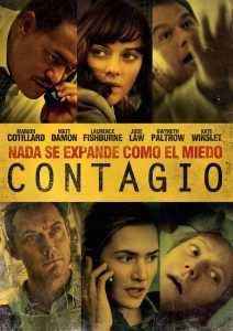 Póster de la película Contagio (2011)