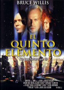 Póster de la película El quinto elemento