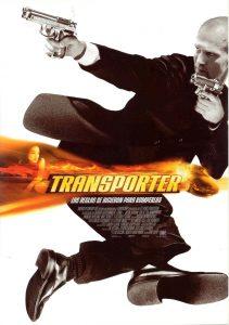 Póster de la película The Transporter