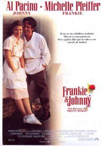 Póster de la película Frankie y Johnny