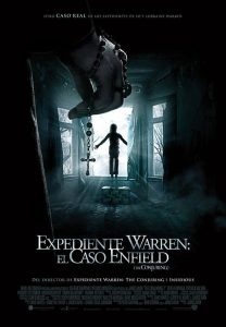 Póster de la película Expediente Warren: El caso de Enfield