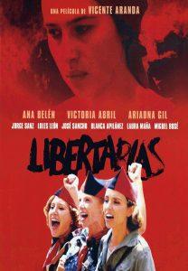 Póster de la película Libertarias