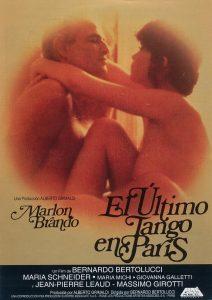 Póster de la película El último tango en París