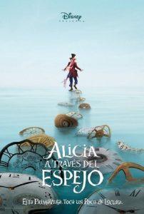 Póster de la película Alicia a través del espejo (2016)