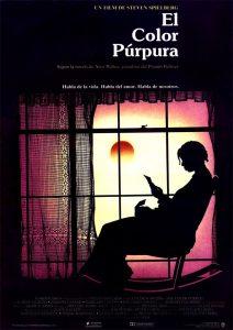 Póster de la película El color púrpura