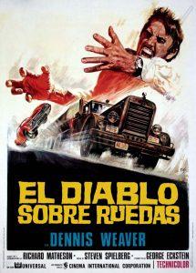 Póster de la película El Diablo Sobre Ruedas