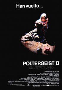 Póster de la película Poltergeist II: El otro lado