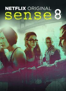 Póster de la serie Sense8 Temporada 1