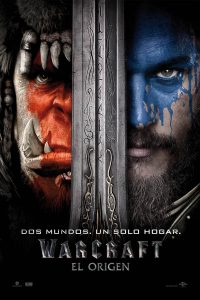 Póster de la película Warcraft El Origen