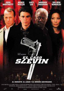 Póster de la película El caso Slevin