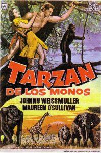 Póster de la película Tarzán de los monos